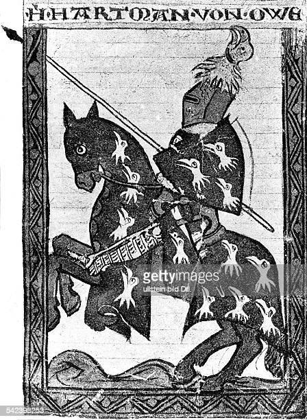 Hartmann von Aue*around 1165-1210+Middle High German
