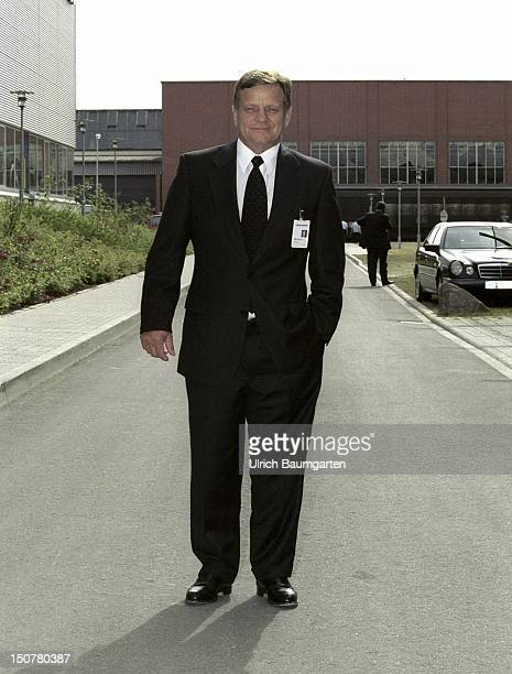 Hartmut MEHDORN chairman of the board of management of the Deutsche Bahn AG
