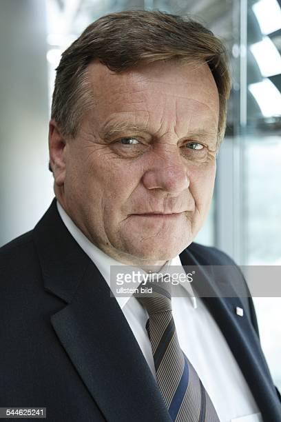 Hartmut Mehdorn Vorstandsvorsitzender Deutsche Bahn AG