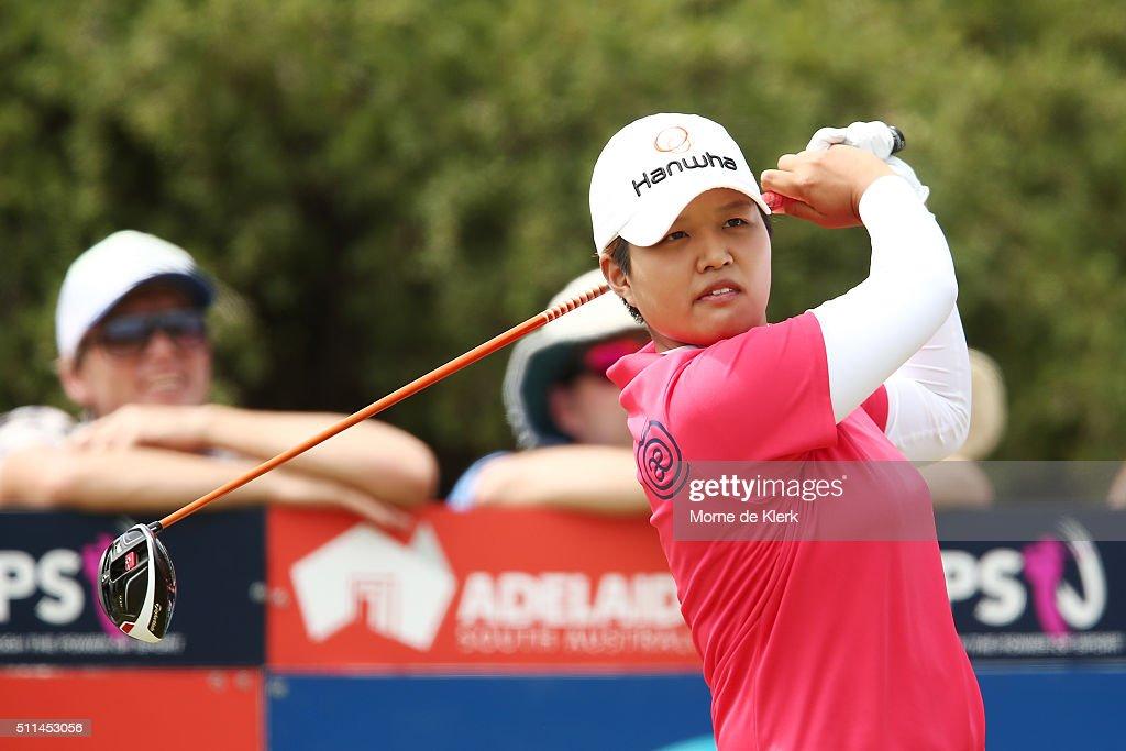 ISPS Handa Women's Australian Open - Day 4 : News Photo