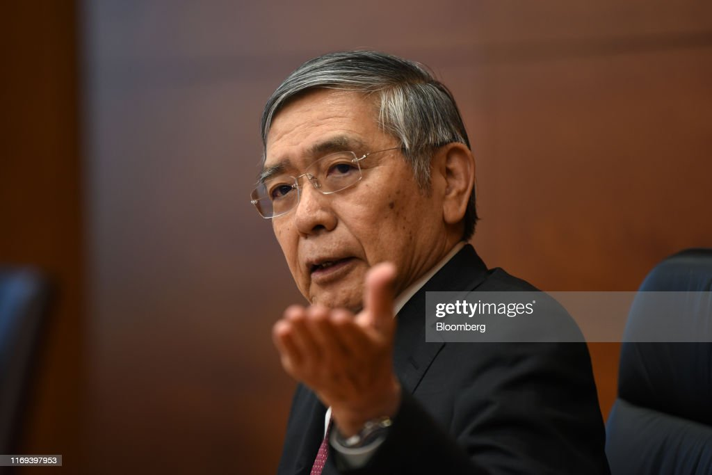 BOJ to Review Prices and Economy After Standing Pat for Now : ニュース写真
