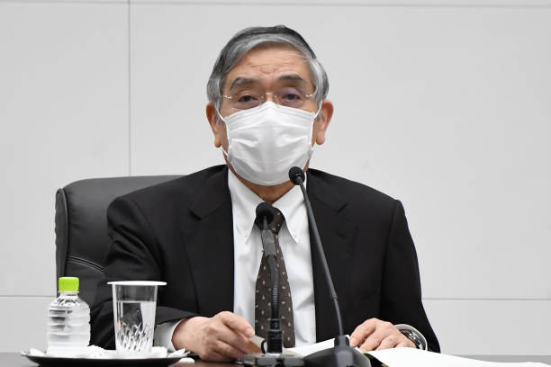 JPN: Bank of Japan Governor Haruhiko Kuroda News Conference After Rate Decision