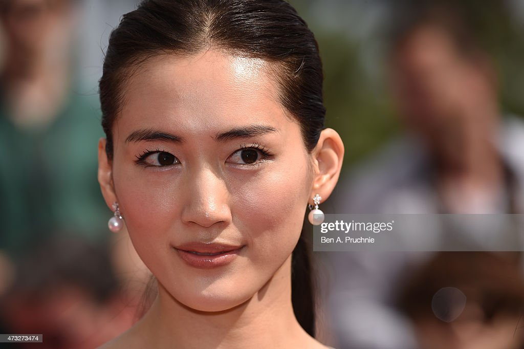 """""""Umimachi Diary"""" Premiere - The 68th Annual Cannes Film Festival : News Photo"""