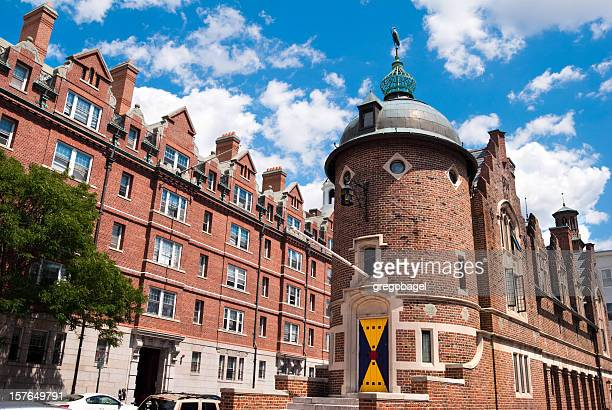 harvard lampoon building in cambridge, ma - cambridge massachusetts stock pictures, royalty-free photos & images