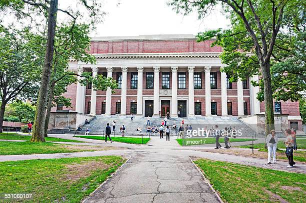 harvard memorial library - ivy league university stock pictures, royalty-free photos & images