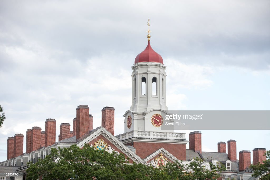 Justice Department Sides With Asian-Americans Students That Are Suing Harvard Over Admissions : News Photo