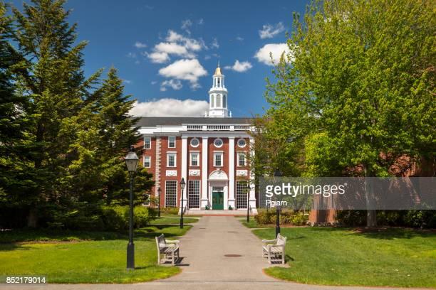 ハーバード大大学 - アイビーリーグ ストックフォトと画像