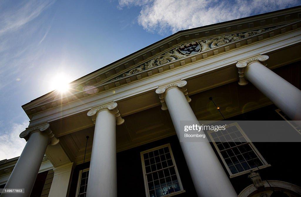 General Views Of Harvard University : News Photo