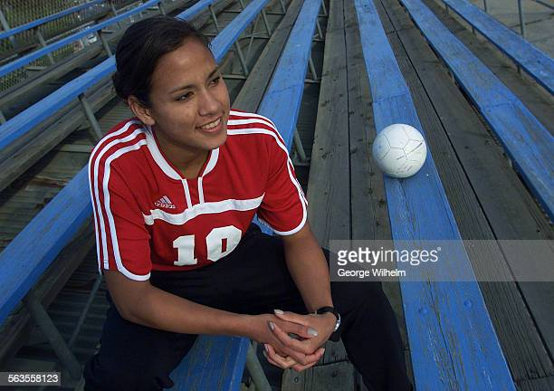 3/27/2002 – Harvard–Westlake High senior girls soccer player Jill Oakes She is our girls soccer player of the year