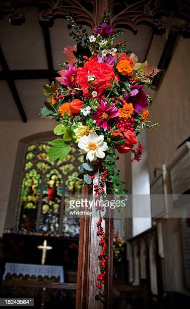 240 Flower Arrangements For Church Altar Photos And Premium High Res Pictures Getty Images