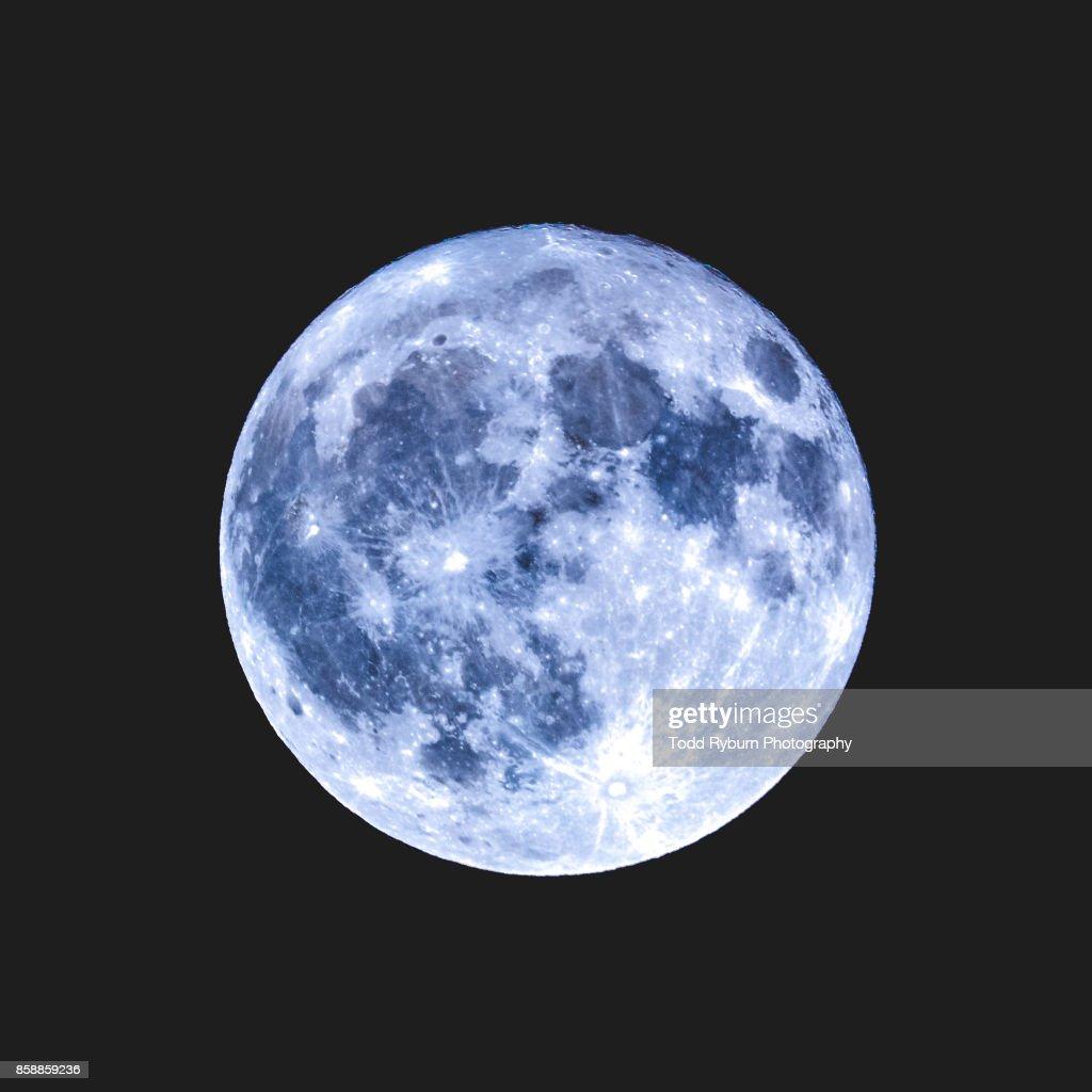 Harvest Moon : Stock Photo