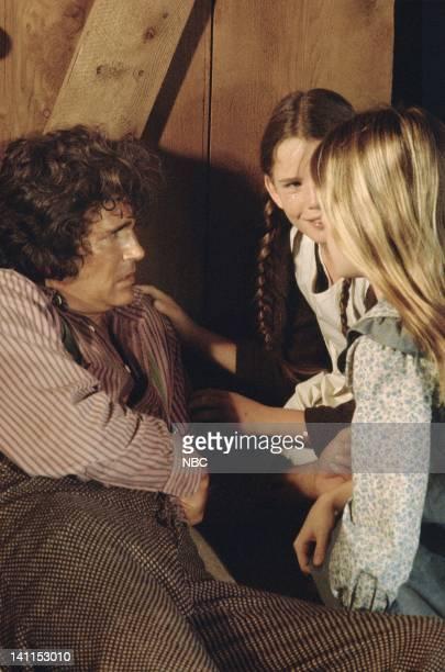PRAIRIE A Harvest of Friends Episode 1 Aired Pictured Michael Landon as Charles Philip Ingalls Melissa Gilbert as Laura Ingalls Wilder Melissa Sue...
