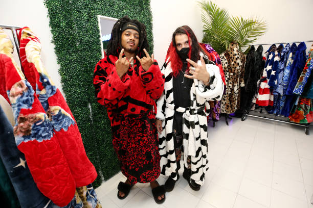 CA: Grand Opening Of Daddy Robes Boutique In Los Angeles, CA