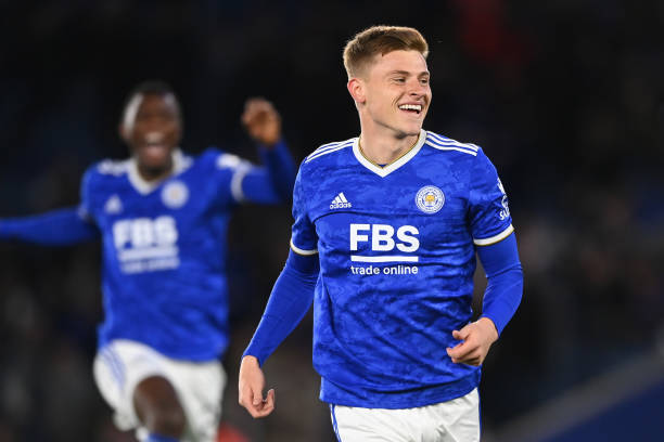 GBR: Leicester City v Brighton & Hove Albion - Carabao Cup Round of 16