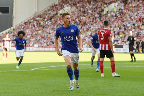 GBR: Sheffield United v Leicester City - Premier League