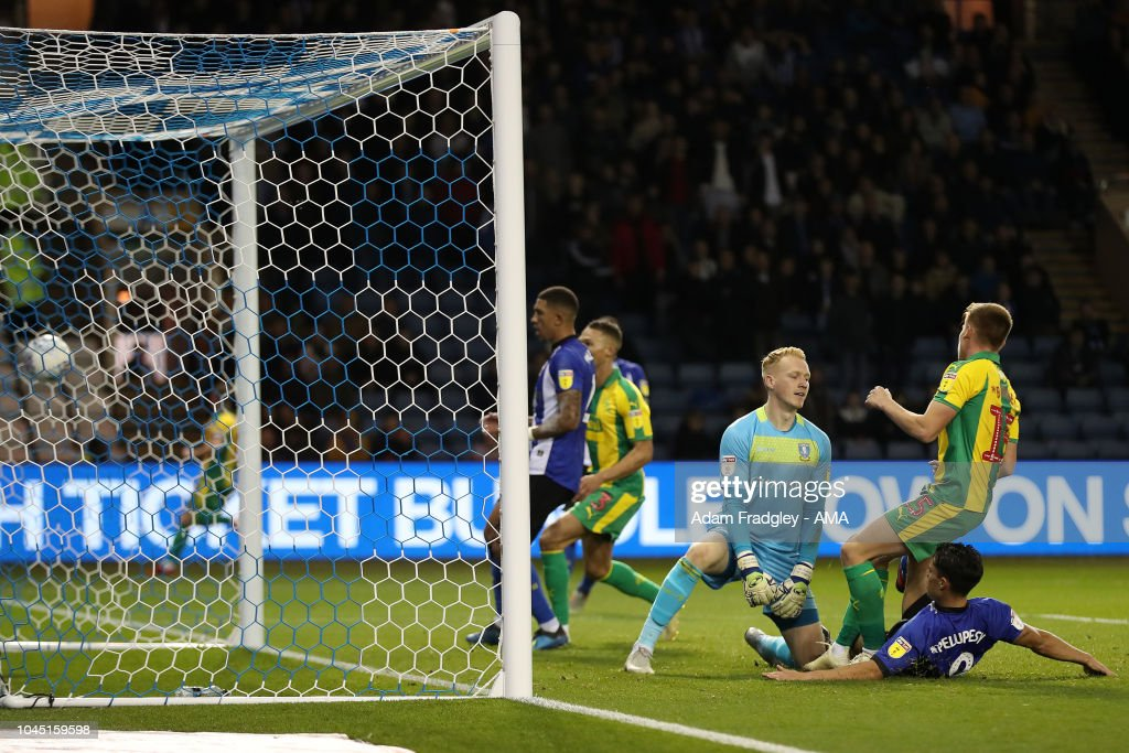 Sheffield Wednesday v West Bromwich Albion - Sky Bet Championship : News Photo