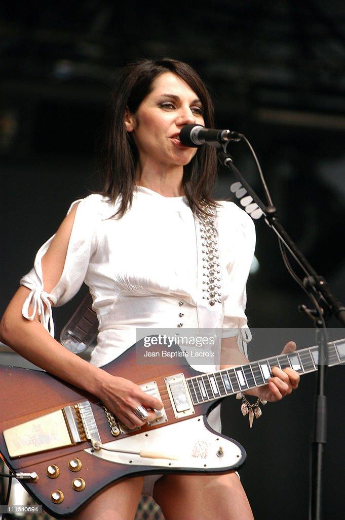 Rock on Scene Festival 2003 - PJ Harvey in Concert