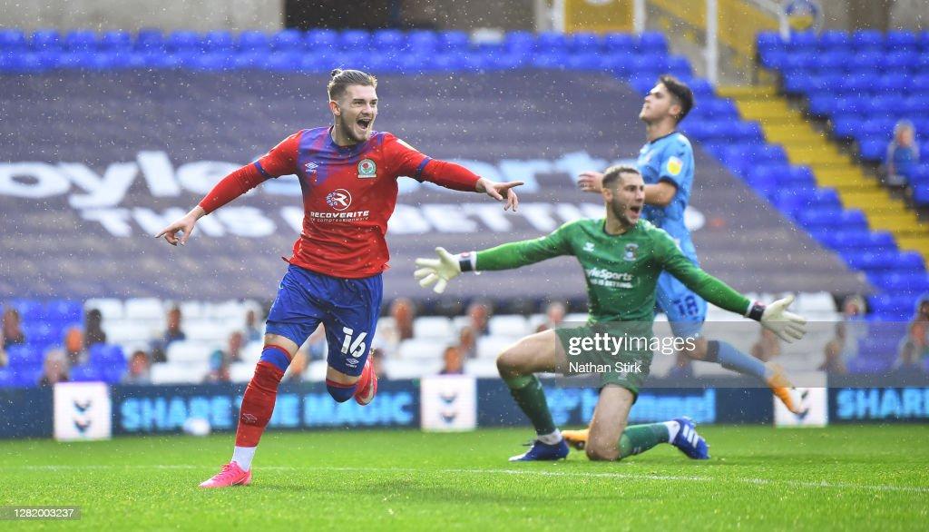 Coventry City v Blackburn Rovers - Sky Bet Championship : Nachrichtenfoto