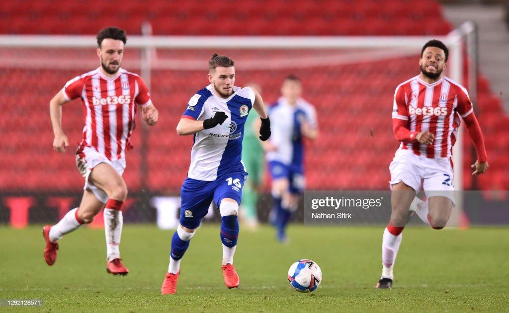 Stoke City v Blackburn Rovers - Sky Bet Championship : News Photo