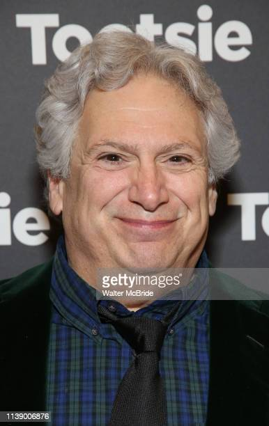 Harvey Fierstein attends the Broadway Opening Night of 'Tootsie' at The Marquis Theatre on April 22 2019 in New York City