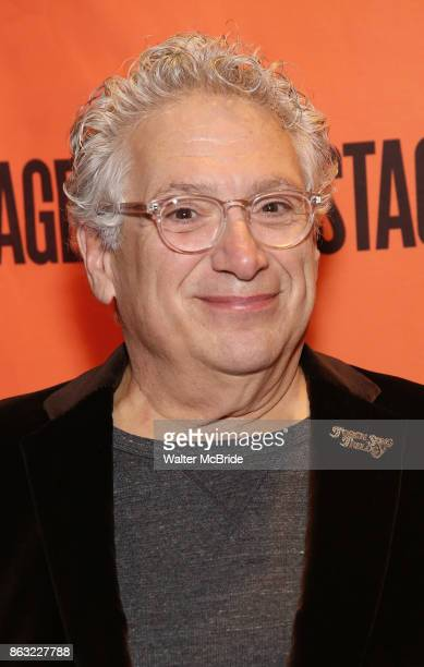 Harvey Fierstein attends the OffBroadway Opening Night performance of the Second Stage Production of 'Torch Song' on October 19 2017 at Tony Kiser...
