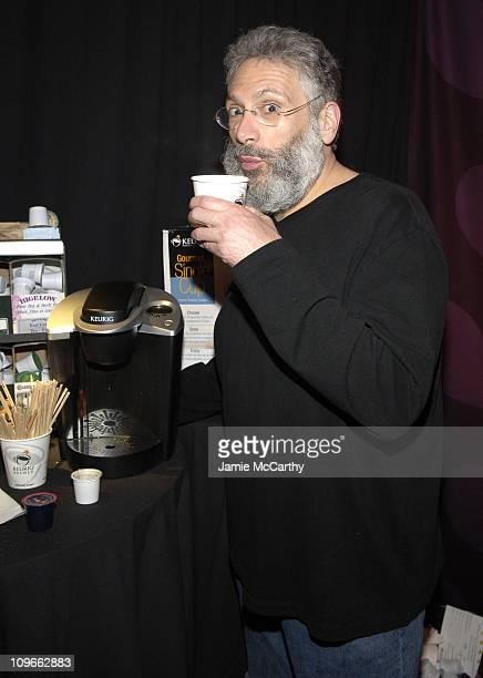 Harvey Fierstein during 59th Annual Tony Awards On 3 Productions Gift Suite at Radio City Music Hall in New York City New York United States