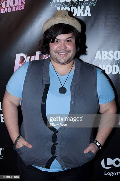 Harvey Guillen of Huge attends RuPaul's Drag Race Season 3 Premiere at RAGE Nightclub on January 18 2011 in West Hollywood California