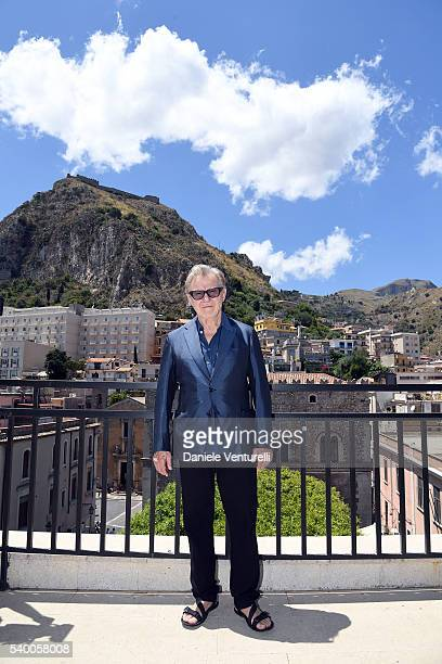 Harvey Keitel attends 62 Taormina Film Fest Day 4 on June 14 2016 in Taormina Italy
