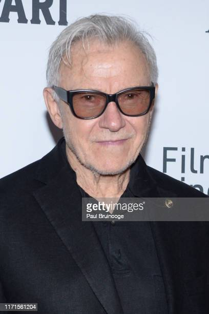 "Harvey Keitel attends NYFF57 Opening Night Gala Presentation & World Premiere of ""The Irishman"" on September 27, 2019 at Alice Tully Hall, Lincoln..."