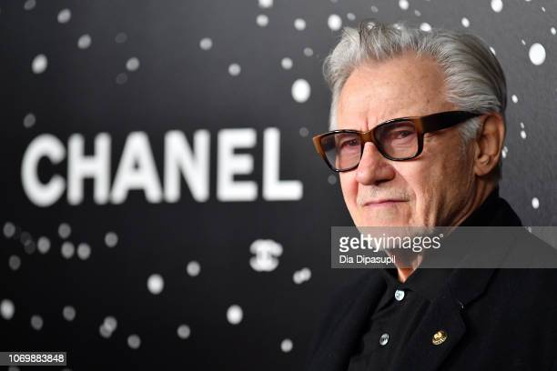 Harvey Keitel attends the 2018 Museum of Modern Art Film Benefit A Tribute To Martin Scorsese at Museum of Modern Art on November 19 2018 in New York...