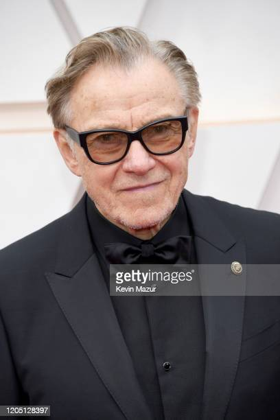 Harvey Keitel attends the 92nd Annual Academy Awards at Hollywood and Highland on February 09, 2020 in Hollywood, California.