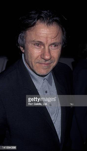 Harvey Keitel attends the premiere of From Dusk Till Dawn on January 17 1996 at the Cinerama Dome Theater in Universal City California