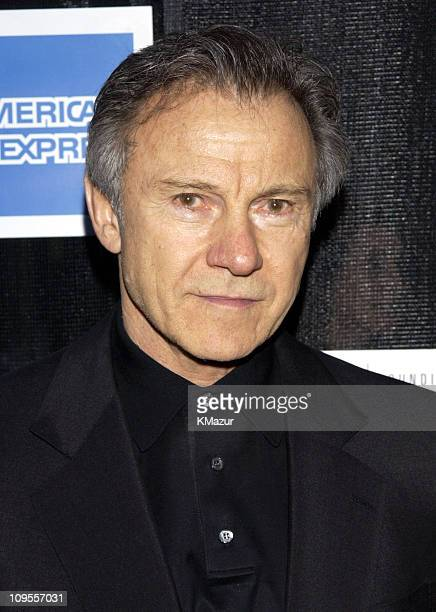 Harvey Keitel during 2002 Tribeca Film Festival Insomnia Premiere at Tribeca Performing Arts Center in New York City New York United States