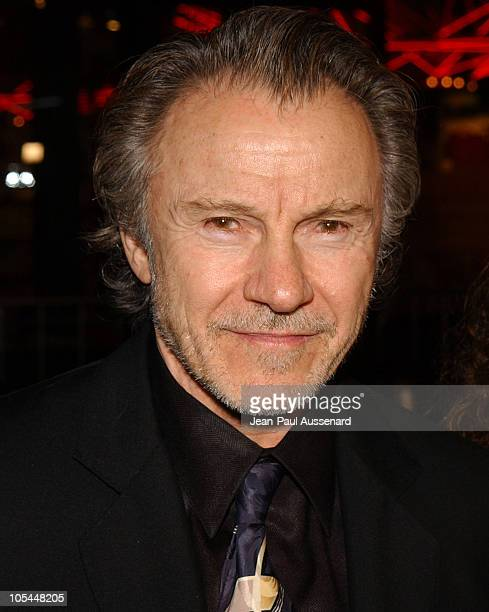 Harvey Keitel during Be Cool Los Angeles Premiere Arrivals at Chinese Theater in Hollywood California United States