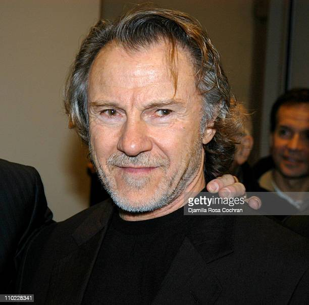 Harvey Keitel during Peter Cincotti Performance - November 11, 2004 at Rose Hall in New York City, New York, United States.