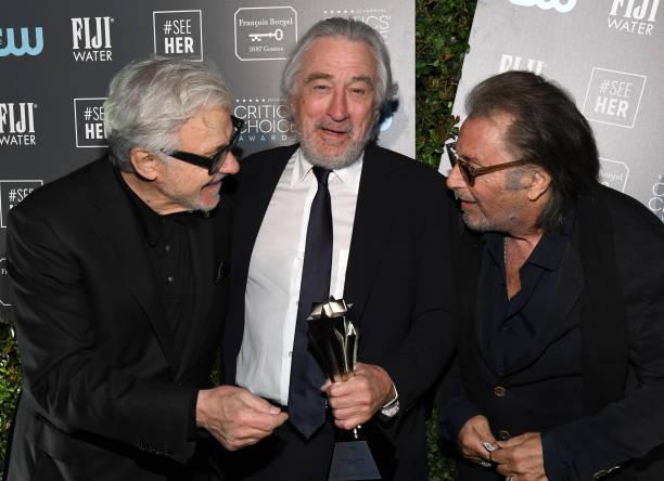 CA: 25th Annual Critics' Choice Awards - Roaming Inside