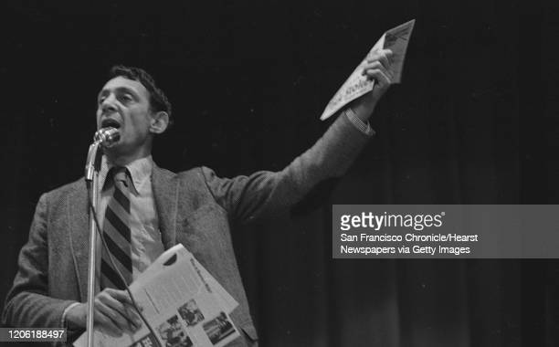 Harvey Milk durning his campaign for San Francisco District Supervisor