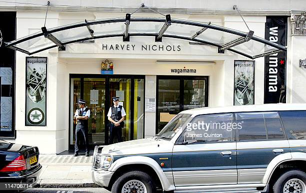 Harvey Nichols Department Store The store was the scene for a fatal shooting of two people on the night of September 13 2005 Police are still...