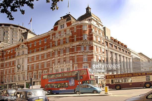 Harvey Nichols in Kensington London