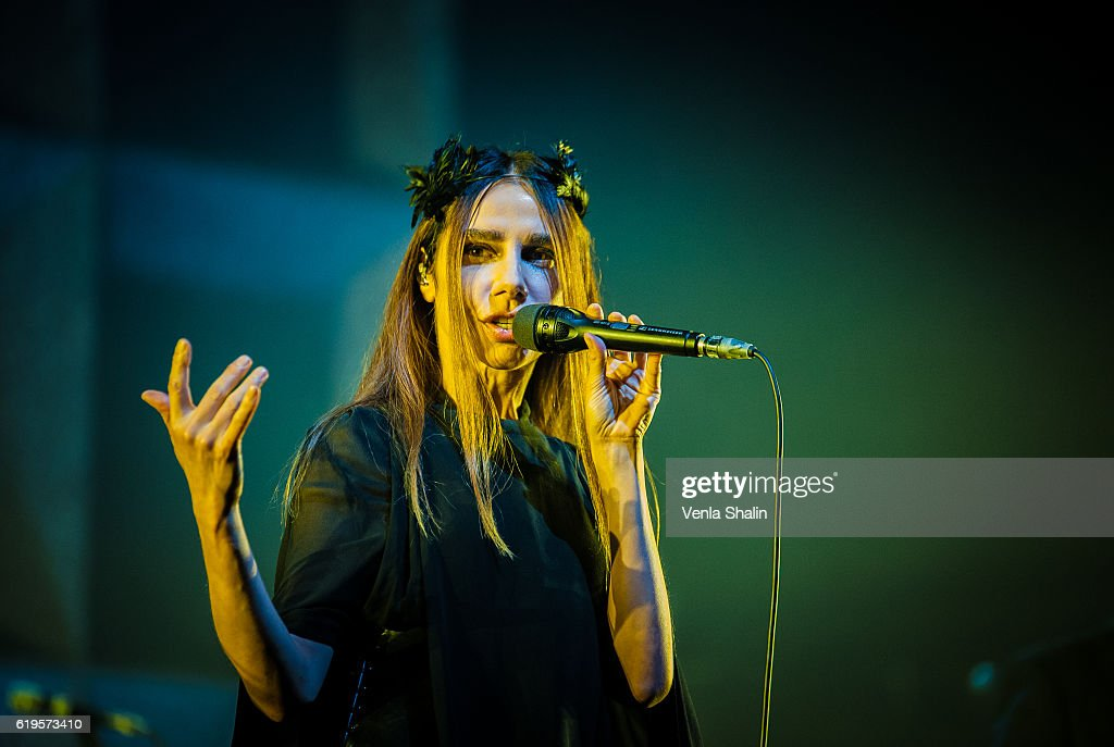PJ Harvey Performs At The O2 Academy Brixton : News Photo