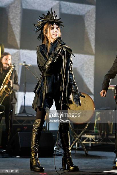 Harvey performs at O2 Academy Brixton on October 31 2016 in London England