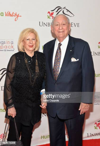 Harvey R Chaplin attends the 2014 Unbridled Eve Derby Gala during the 140th Kentucky Derby at Galt House Hotel Suites on May 2 2014 in Louisville...