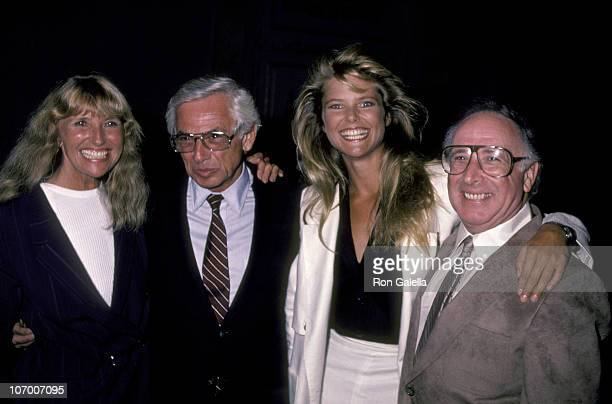 Harvey Rosenweig Christie Brinkley and Mother Marge Brinkley and Father Don Brinkley