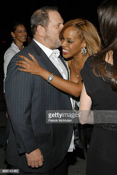 Harvey Weinstein and Gayle King attend VANITY FAIR Tribeca Film Festival Party hosted by GRAYDON CARTER and ROBERT DE NIRO at The State Supreme...