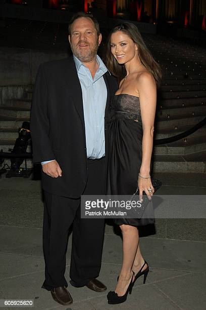 Harvey Weinstein and Georgina Chapman attend VANITY FAIR Tribeca Film Festival Party hosted by Graydon Carter and Robert DeNiro at The State Supreme...