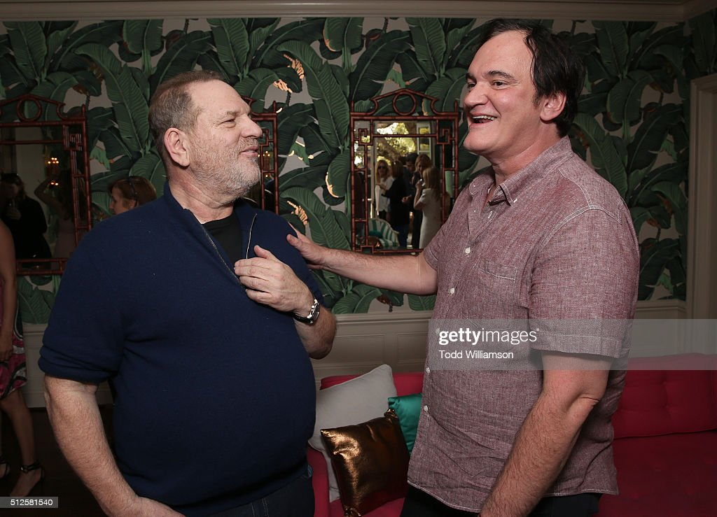 The Weinstein Company's Celebratory Lunch For Ennio Morricone Hosted At The Private Residence Of Jonas Tahlin, CEO Absolut Elyx