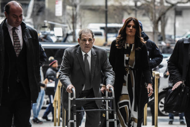 NY: Harvey Weinstein Trial Continues In New York