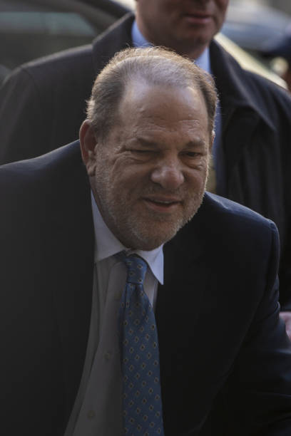 NY: Harvey Weinstein Attends Trial On Criminal Sexual Assault Charges