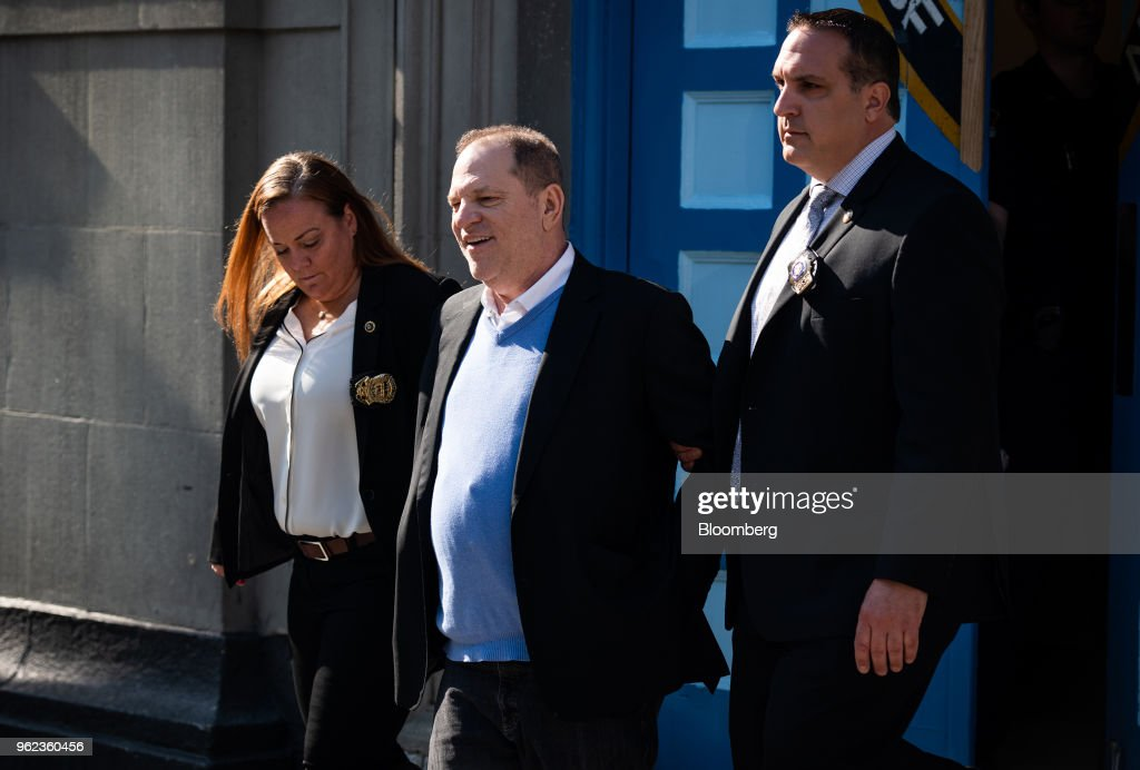 Harvey Weinstein To Surrender In Sexual Misconduct Probe
