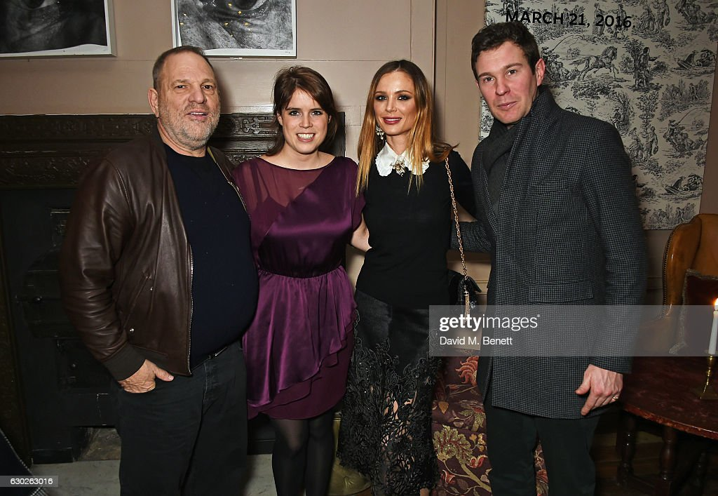 "Harvey Weinstein Hosts A VIP Screening Of ""Lion"" At Soho House"
